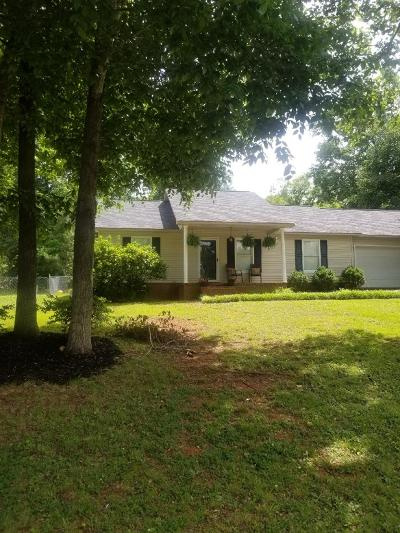 Greenwood County Single Family Home For Sale: 307 Pascal