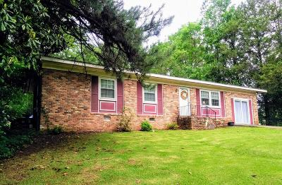 Greenwood County Single Family Home For Sale: 1706 Kateway