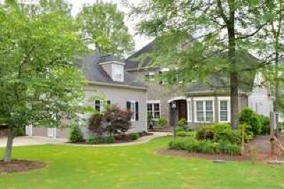 Greenwood County Single Family Home For Sale: 120 Patriot Point Ct