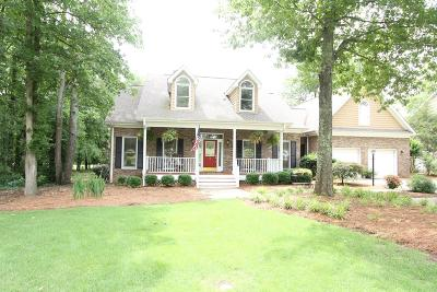 Greenwood Single Family Home For Sale: 134 Swing About
