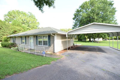 Greenwood County Single Family Home For Sale: 129 Downs Rd