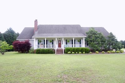 Greenwood Single Family Home For Sale: 1218 Saddle Hill Rd