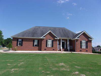 Single Family Home For Sale: 306 Fairway Lakes