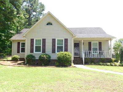 Greenwood County Single Family Home For Sale: 103 Abbey Dr