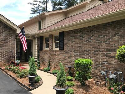 Greenwood Single Family Home For Sale: 321 Gatewood Dr Unit F-2