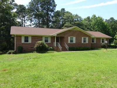 Abbeville Single Family Home For Sale: 301 Wilewood