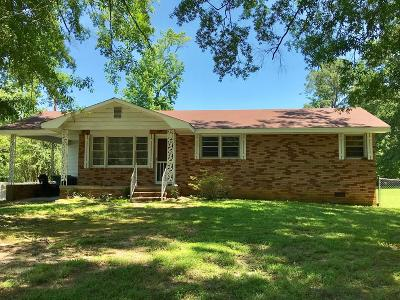 Greenwood County Single Family Home For Sale: 126 Lawton