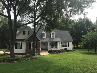 Greenwood Single Family Home For Sale: 102 Bent Creek Road
