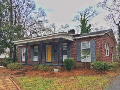 Greenwood County Single Family Home For Sale: 506 Brooklane