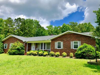 Greenwood Single Family Home For Sale: 2024 Old Laurens Rd.