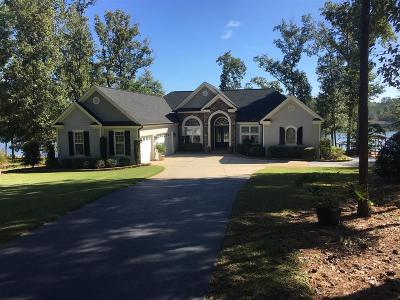 Cross Hill Single Family Home For Sale: 2072 Summerset Bay Drive