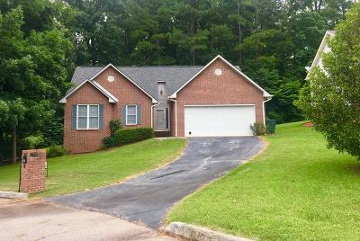 Greenwood County Single Family Home For Sale: 154 Kathwood Dr