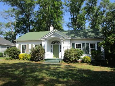 Greenwood Single Family Home For Sale: 413 Jennings Avenue