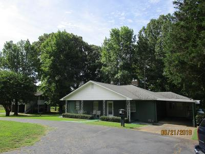 Abbeville Single Family Home For Sale: 46 Highway 72 East