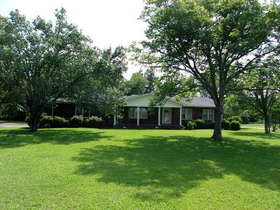 Greenwood County Single Family Home For Sale: 503 Old Abbeville Hwy.