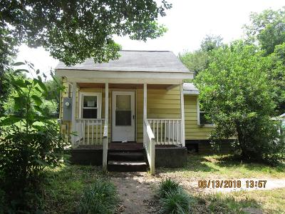 Abbeville Single Family Home For Sale: 309 First Street