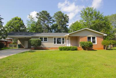 Greenwood County Single Family Home For Sale: 114 Hitt St