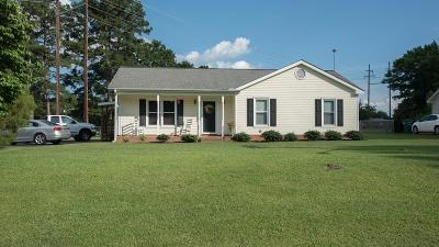 Greenwood County Single Family Home For Sale: 110 Milford Springs Road