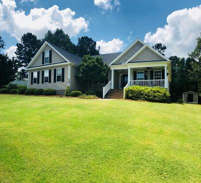 Greenwood Single Family Home For Sale: 103 Bamboo Court
