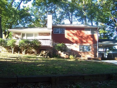 Greenwood County Single Family Home For Sale: 125 Carlton St.