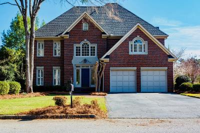 Greenwood Single Family Home For Sale: 120 Riverbirch Ct
