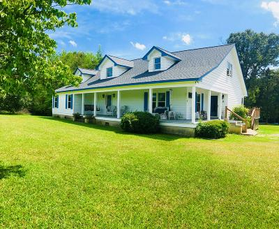 Abbeville Single Family Home For Sale: 43 Cannon Road