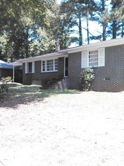 Abbeville Single Family Home For Sale: 200 Briarcliff