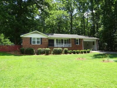 Greenwood County Single Family Home For Sale: 1006 Northside Drive