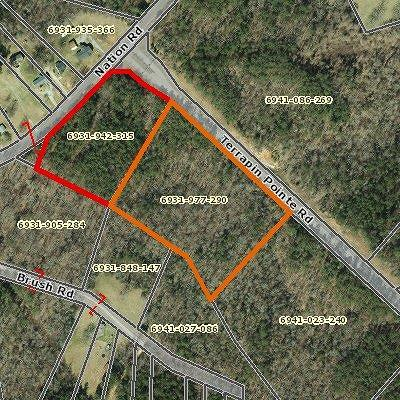 Hodges Residential Lots & Land For Sale: Lots A B Terrapin Pointe