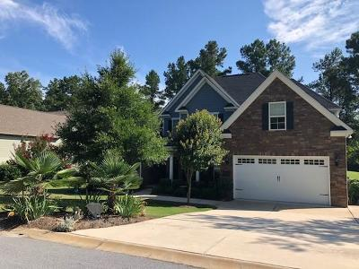 Greenwood County Single Family Home For Sale: 107 Stagecoach Court