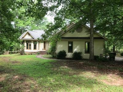 Greenwood County Single Family Home For Sale: 114 Carriage Ct.
