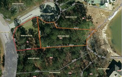 Greenwood County Residential Lots & Land For Sale: 104 Peninsula Way