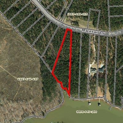 Greenwood County Residential Lots & Land For Sale: 320 Mainsail