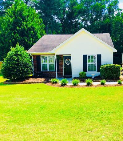 Greenwood County Single Family Home For Sale: 233 Hardwood Loop