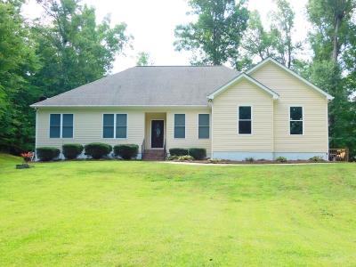 Greenwood County Single Family Home For Sale: 401 Shrine Club Rd