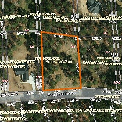 Greenwood County Residential Lots & Land For Sale: 223 Compass Point