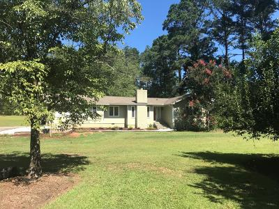 Greenwood County Single Family Home For Sale: 900 Briarwood Road
