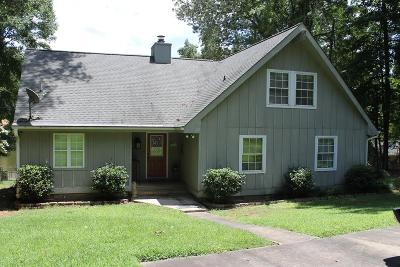 Greenwood Single Family Home For Sale: 512 Sand Shore Dr