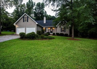 Greenwood County Single Family Home For Sale: 105 Wenmount Court