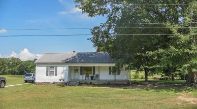 Greenwood County Single Family Home For Sale: 213 Marshall Cr