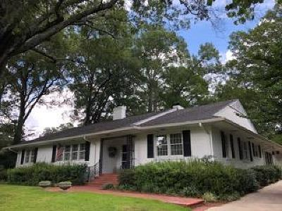 Greenwood County Single Family Home For Sale: 510 Watford Ave.