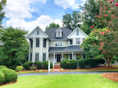 Greenwood County Single Family Home For Sale: 204 Plantation Dr