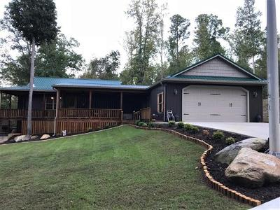 Hodges Single Family Home For Sale: 2406 Nation Road