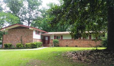 Greenwood County Single Family Home For Sale: 216 W Forest Driv