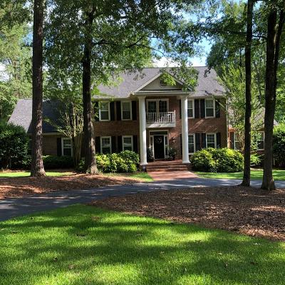 Greenwood Single Family Home For Sale: 516 Gatewood Dr