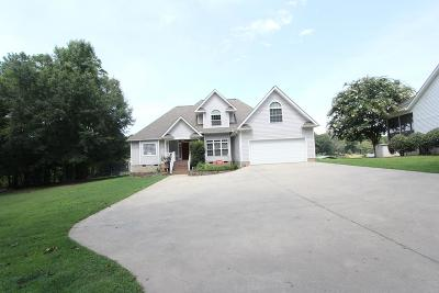 Greenwood County Single Family Home For Sale: 158 Mountain Shore