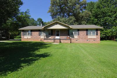 Greenwood County Single Family Home For Sale: 143 Valley Road