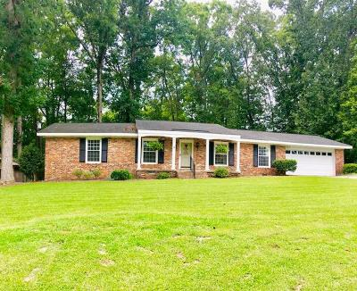 Greenwood Single Family Home For Sale: 511 Colonial