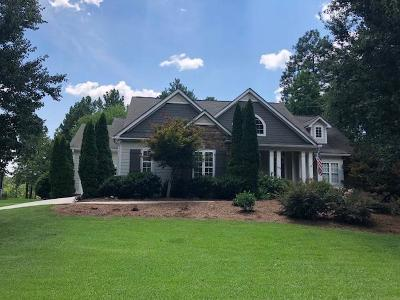 Greenwood County Single Family Home For Sale: 204 E Gunnery Court