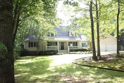 Greenwood County Single Family Home For Sale: 503 Saddle Hill Rd